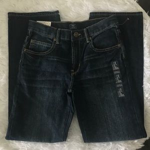 New Boys Gap Straight Fit Jeans